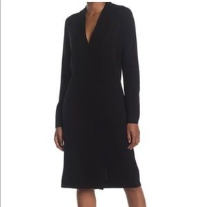 New Club Monaco Remesta Black Dress